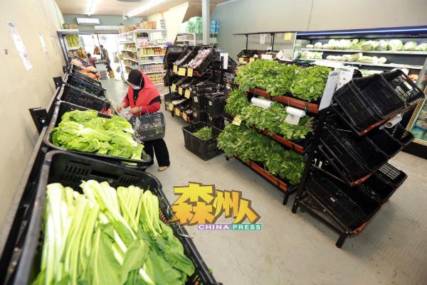 98 Fresh Mart提供一站式服务的生鲜超市,让顾客可以轻松选购所需要的物品。