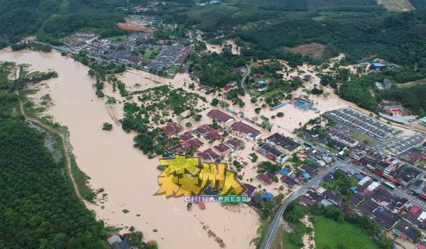 芙蓉大水灾的发生,成了议员们辩论的重要课题。
