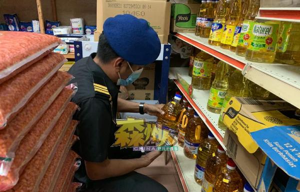森贸消局在最新一次检查行动中,意外发现5个品牌食油静悄悄调涨。