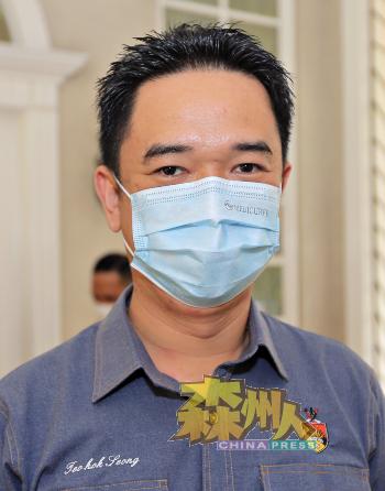 张聒翔:州政府将协助销售年货的商家陈情,向国家安全理事会申请附带条件的运作宽限。