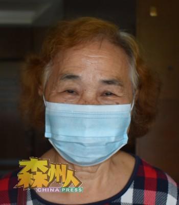 庄女士本身是通过MySejahtera程序登记,像普通打针一样,没有任何感觉,整个过程轻松愉快。