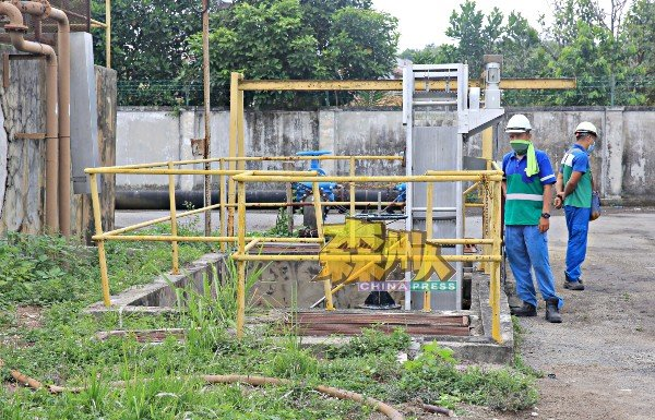 英达丽水职员甫开工,在清洗排污滤水站时即发现婴尸。
