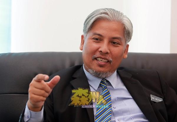 马斯米雅万:陈丽群州议员设置的告示牌不属于执法命令。